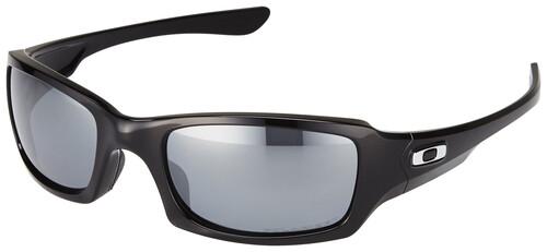 Oakley Sonnenbrille Fives Squared Polished Black / Grey Brillenfassung - Sportbrillen V0L7eg0M,